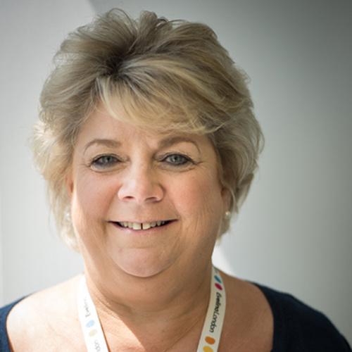 Janet Powell, Director of Nursing at Evelina London